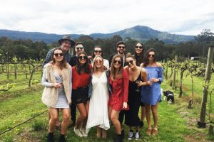Birthday Celebration at Cambewarra Estate on a Berry Wine Tasting Tour