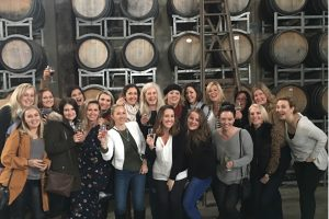 Wine tasting on a Southern Highlands Food and Wine Tour