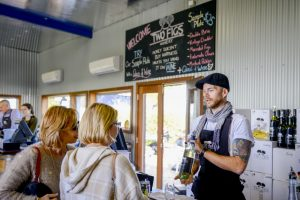 Things to do in Berry - Wine tasting at Two Figs Winery