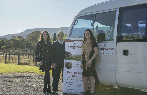 Southern Highlands Wine Tours | Kenny Escapes Wine Tours