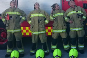 Firies Climb for MND - Team Zulu from the Illawarra