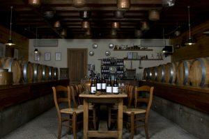 Wine tasting at St Maur Estate on a Sydney Wine Tour