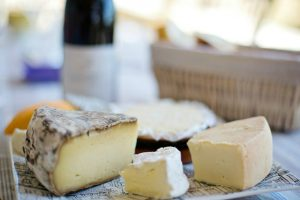 Cheese Platter on a Sydney Wine Tour