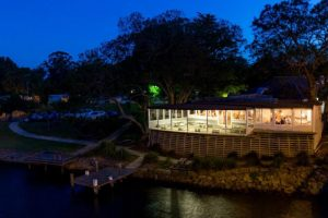 Wharf Road Restaurant Nowra on a Berry Wine Tasting Tour