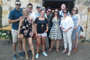 Southern Highlands Restaurant Dinner and Twilight Wine Tasting Tour Group