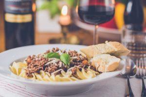 Southern Highlands Restaurant Dinner and Twilight Wine Tasting Tour at Southern Highland WInes Italian