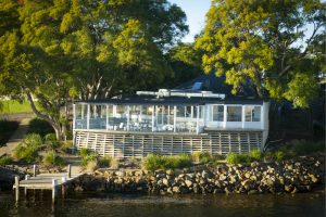 Wharf Road Nowra Restaurant on a Wollongong Wine Tour and Dinner Experience